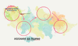 research sa filipino