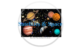 Satellites and Space Astronomy