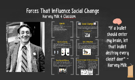 Forces That Influence Social Change