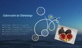 Elaboración de Chimbango