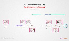 Linea de Tiempo - Historia Universal
