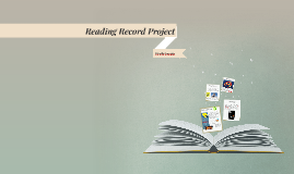 Reading Record Project