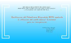 """Reutilizacion  del Poliestireno expandido  mediante la utilizacion del Aceite esencial """"Limoneno"""" para su recuperacion"""