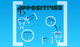 Appositives