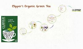 Clipper's Organic Green Tea