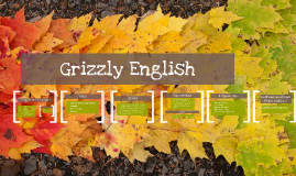 3rd Period Grizzly English