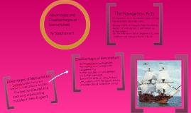 Copy of Advantages and Disadvantages of Mercantilism