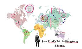 lifes of rizal in hongkong and macao essay