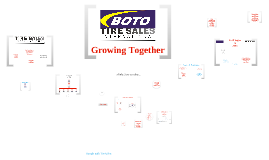 Tire Sales & Boto - Growing Together