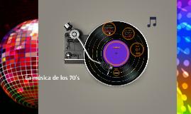 La música de los 70's