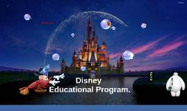 Disney Educational Programme