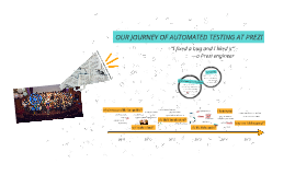 Journey of Automated Testing at Prezi (Tallie, February 2015)