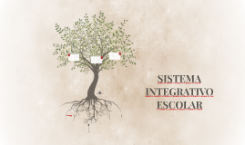 SISTEMA EDUCATIVO INTEGRATIVO