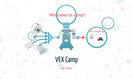 VEX Summer Camp
