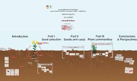 Seed-earthworm relationships: