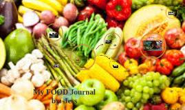 My FOOD Journal