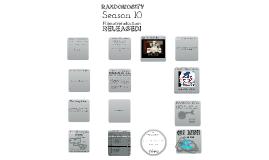 Randomosity: Season 10