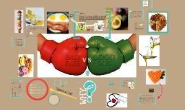 Copy of Copy of Good Fats vs. Bad Fats