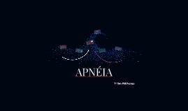 apnéia