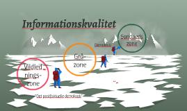 Informationskvalitet