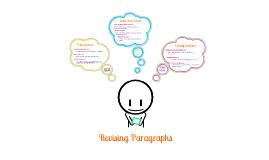 Revising Paragraphs