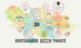 Rosemarie Rizzo Parse, humanbecoming theory