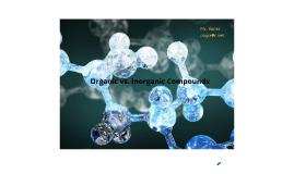 Organic vs. Inorganic