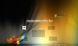 OXIDORREDUÇÃO