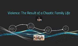 Violence: The Result of a Chaotic Family Life