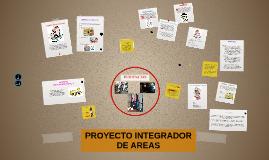 PROYECTO INTEGRADOR DE AREAS