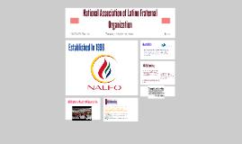 National Association of LAtino Faternal Organization