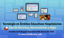 Tecnologías en Ámbitos Educativos Hospitalarios