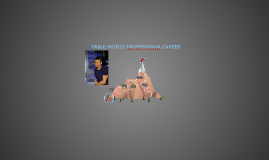 PABLO MOTOS: PROFESSIONAL CAREER