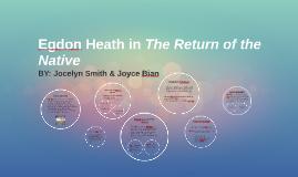 Egdon Heath in The Return of the Native