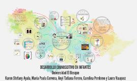 Copy of Desarrollo cognitivo - Piaget