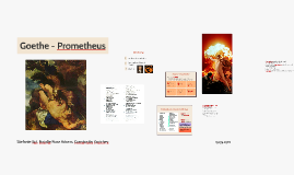 Prometheus- Johann Wolfgang von Goethe