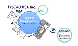 Epicor PLM Change Management