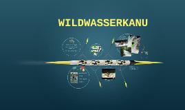 WILDWASSERKANU