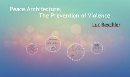 Peace Architecture: