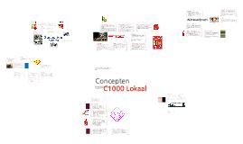 Copy of C1000 Lokaal
