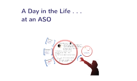 Day in the Life - ASO worker