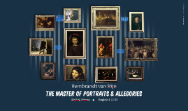 Copy of The Master of Portraits &