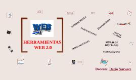 Herramientas WEB 2.0
