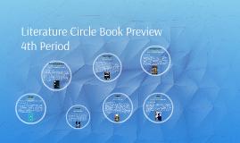 Literature Circle Book Preview