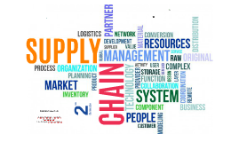 SUPPLY CHAIN 2