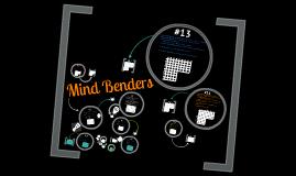 Mind Benders #2: 1-14