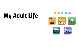 My Adult Life
