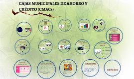 Copy of CAJAS MUNICIPALES DE AHORRO Y CRÉDITO (CMACs)