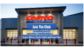 Costco: Join The Club