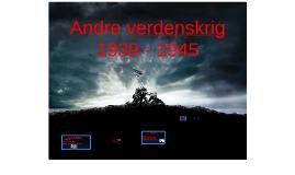 Copy of Andre verdenskrig